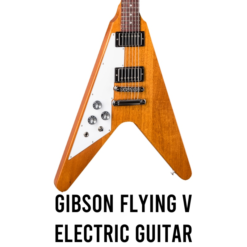 Gibson Flying V Electric Guitar Review