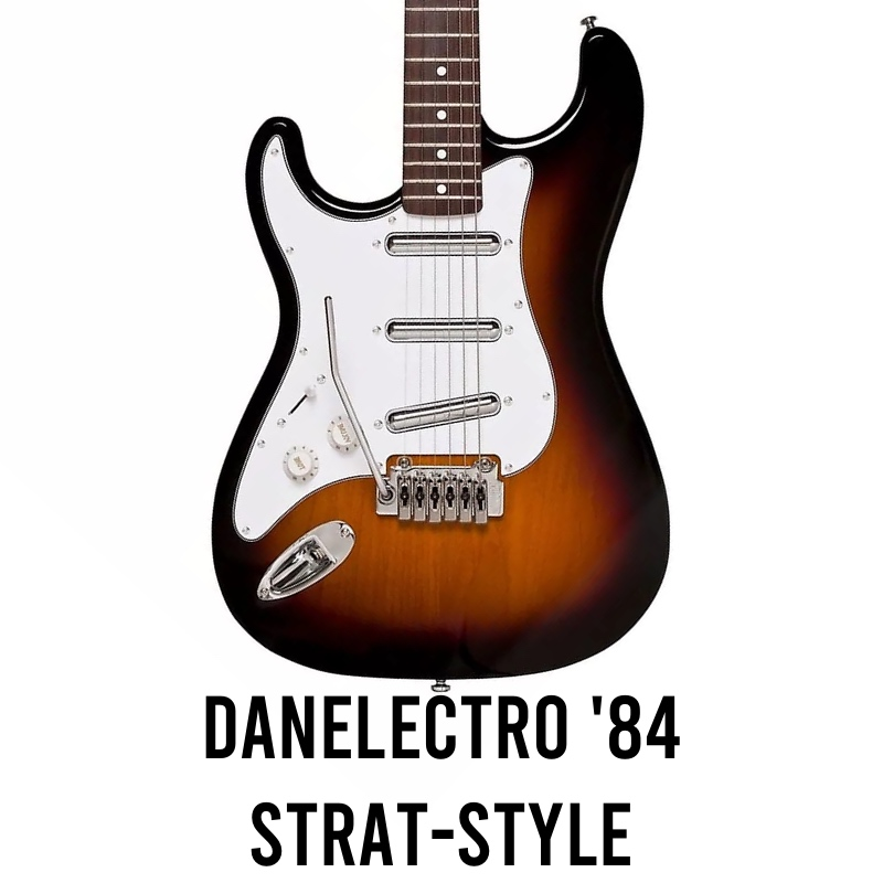 Danelectro '84 Electric Guitar Review
