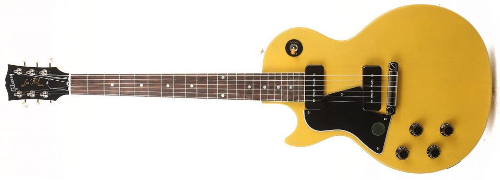 Gibson Les Paul Special TV Yellow P90s Review