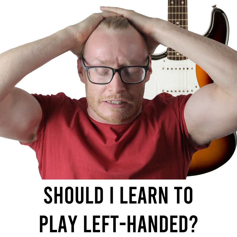 Left Handed Guitars FAQ – Frequently Asked Questions Answered!