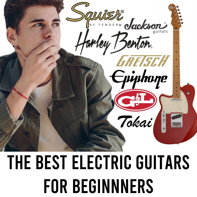 The Best Electric Guitars for Beginners and Left-Handed Guitarists