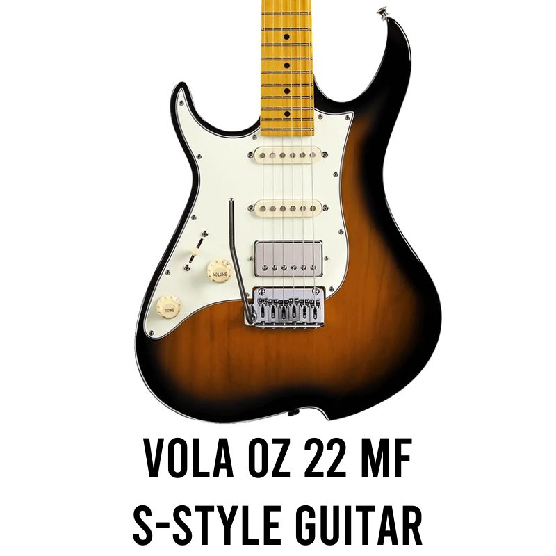 Vola OZ 22 MF Electric Guitar Review