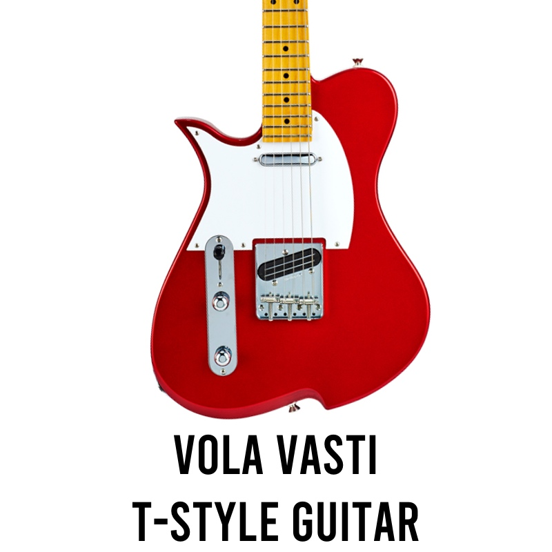 Vola Vasti Electric Guitar Review